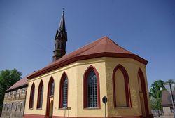 Lieberoser Landkirche