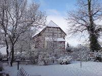 Kornspeicher im Winter 2
