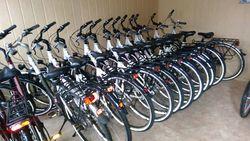 Neue Fahrräder