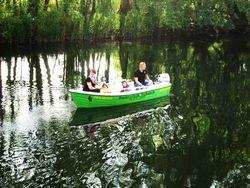 Motorboot 8 PS