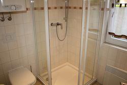 Badezimmer im Ferienhaus Lieberose